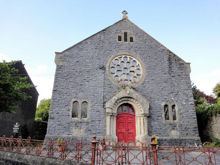laugharne chapel